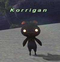 Rearing-korrigan