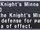 Knight's Minne V
