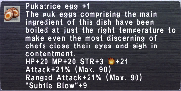 Pukatrice Egg +1
