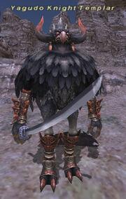 Yagudo Knight Templar (WotG)