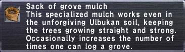 Grove Mulch