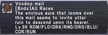 Voodoo Mail
