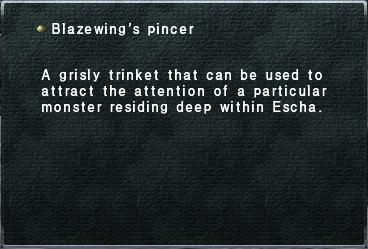 Blazewing's Pincer KI