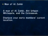 Map of Al Zahbi
