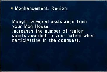 Moghancement Region