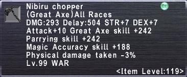 Nibiru chopper