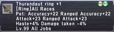 Thurandaut Ring +1