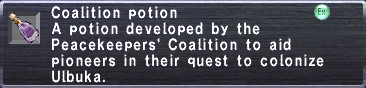 Coalition Potion