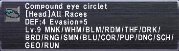 Compound Eye Circlet