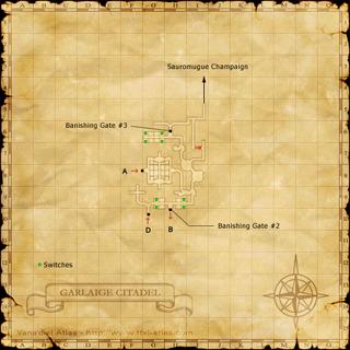 Garlaige Citadel - Map II