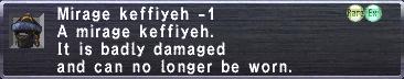 Mirage keffiyeh -1