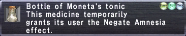 Moneta's Tonic