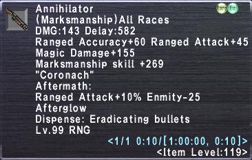 Annihilator (119-III)