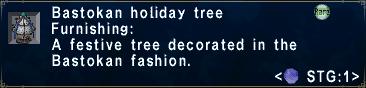 Bastokan Tree