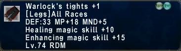 WarlocksTights +1