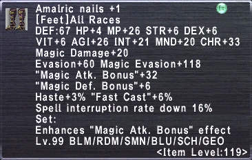 Amalric Nails