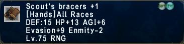 ScoutsBracers +1