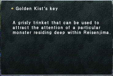 Golden Kist's Key KI