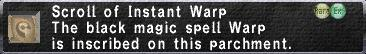 InstantWarp