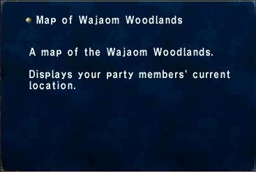 KI Map Wajaom