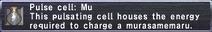 Pulse Cell Mu