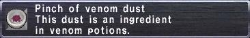 Venomdust
