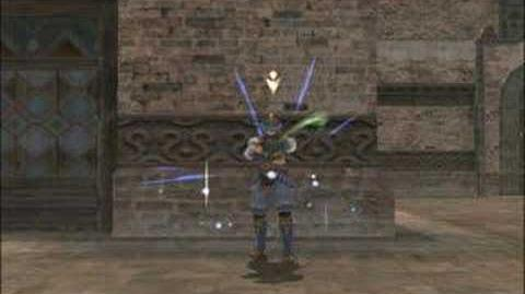 FFXI Blue Mage Cocoon