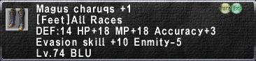 Magus Charuqs 1