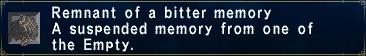 Bittermemory