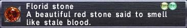 Florid Stone