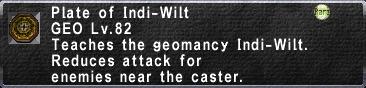 Indi-Wilt