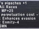 Evoker's Pigaches +1