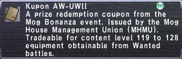 Kupon AW-UWII