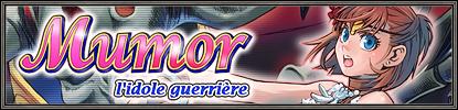 """Un """"festival de la Brise du Soleil """" très spécial! Mumor, l'idole guerrière, sera à vos côtés! (25.07.2008)"""