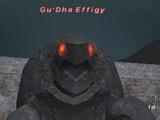Gu'Dha Effigy