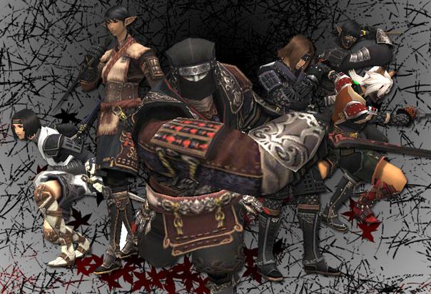 Ninja - Doing it right | FFXIclopedia | FANDOM powered by Wikia
