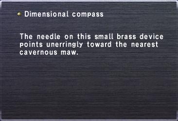 Dimensional Compass KI
