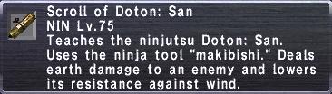 Doton San