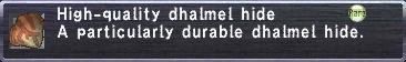 High-Quality Dhalmel Hide