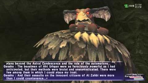 Aht Urhgan Mission 36: Gaze of the Saboteur/Plot Details
