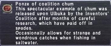 Coalition Chum