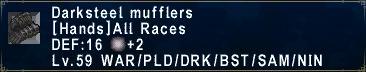 Darksteel Mufflers