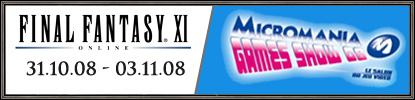 Micromania Games Show 2008 (28.10.2008)