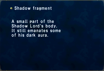 Shadow Fragment