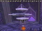 Suspended Sculpture