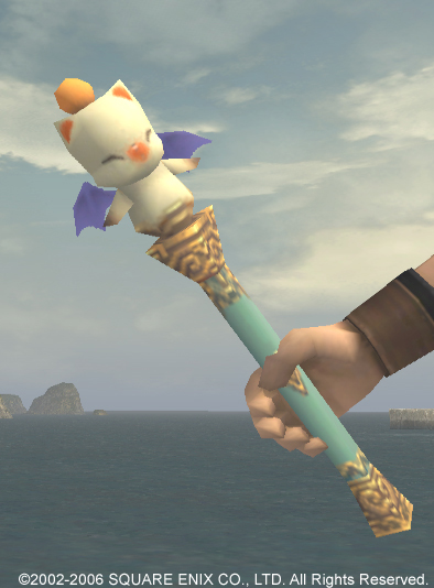 Moogle Rod Ffxiclopedia Fandom Powered By Wikia