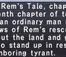 Rem's Tale Chapter 7