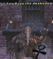 Yuu Mjuu the Awakened