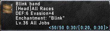 BlinkBand