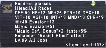 Enedron Glasses